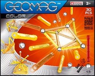 Stavebnice GEOMAG - KIDS Color 30 pcs