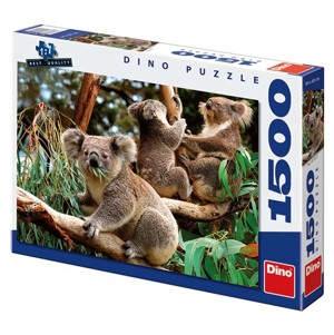 PUZZLE Koaly 1500D