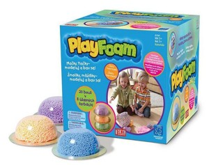 PlayFoam Boule - 1ks; mix 8 barev