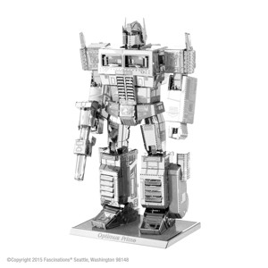PIATNIK - Metal Earth Transformers Optimus Prime