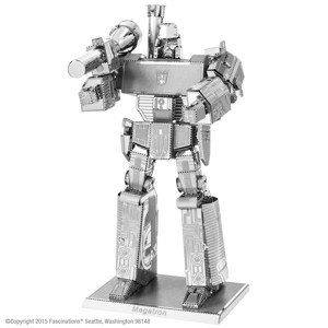 PIATNIK - Metal Earth Transformers Megatron