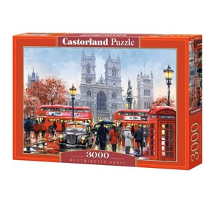 Puzzle 3000 - CASTORLAND Westminster Abbey